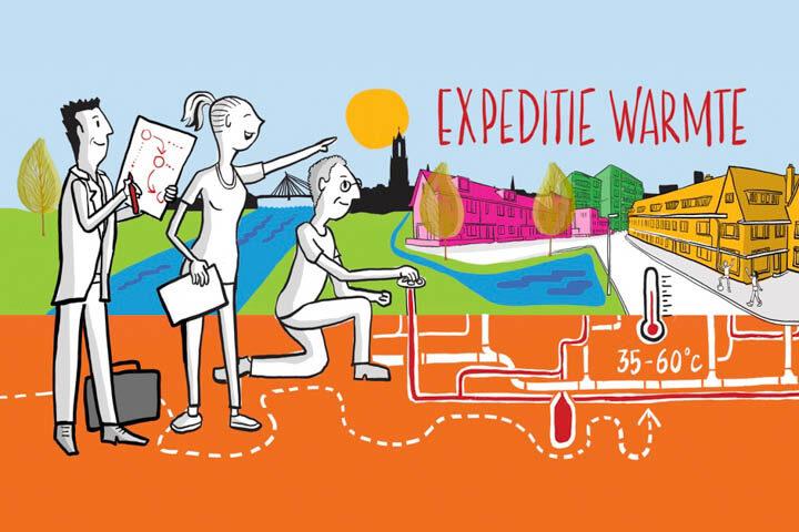 Expeditie Warmte Utrecht